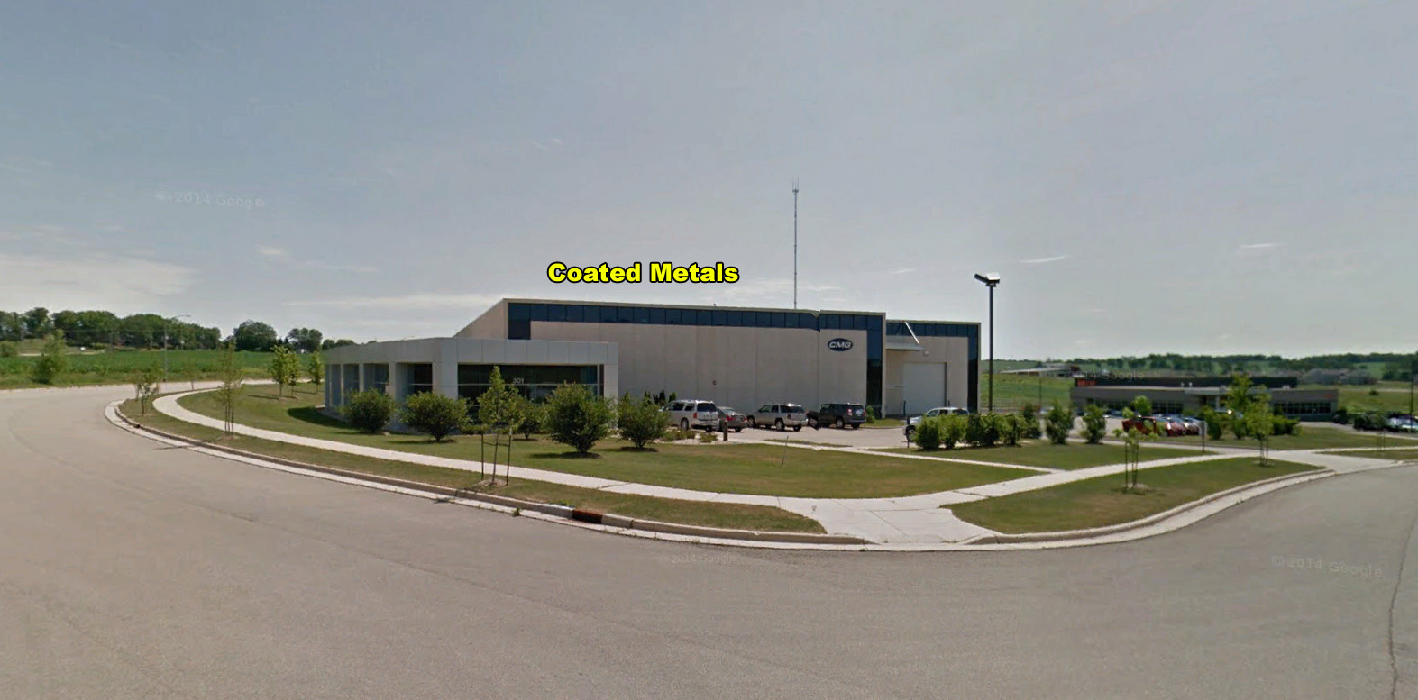 Coated Metals Group 2006