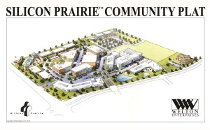 Rendering James Faecke, LLC © 2010 Silicon Prairie™ Community Plat