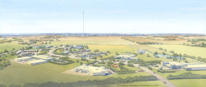 Rendering Anderson Illustration Associates © 2001 Silicon Prairie™