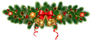 christmas_golden_bells_and_ornaments_decoration_png_clipart_image