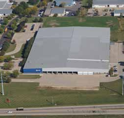 220,000 sq. ft . distribution center along Highway 14/University Ave. in Middleton , Wis.